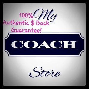 My Coach items for sale!